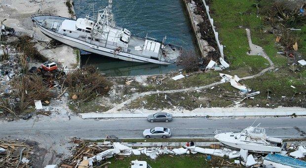 Dorian, si parla di migliaia di dispersi alle Bahamas: un sito ne conta cinquemila