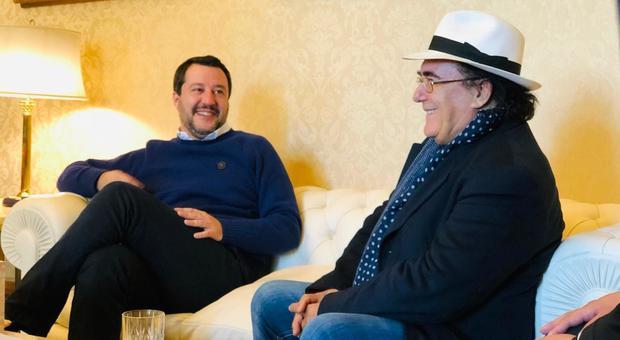 Al Bano: «Da uomo del Sud stimo Salvini, ma qui c'è il rischio Catalogna»