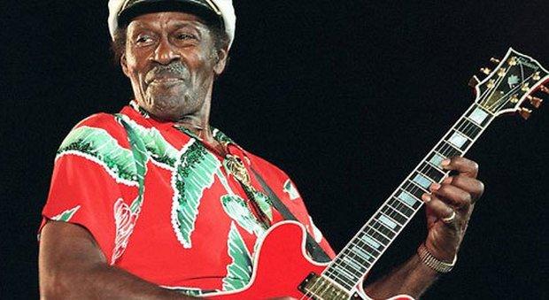 Morto Chuck Berry, mito del rock: aveva 90 anni