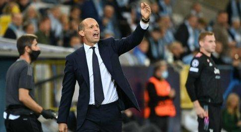 Malmoe-Juventus 0-3, Allegri: «Dovevamo segnare il 2 a 0 prima. Rabiot? Ha potenzialità che neanche lui conosce»
