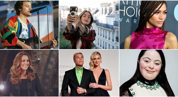Influencer 2020, da Emily in Paris a Harry Styles: ecco chi ha cambiato la moda nell'anno del Covid