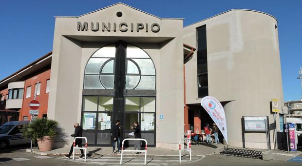 La sede del Comune di Ciampino