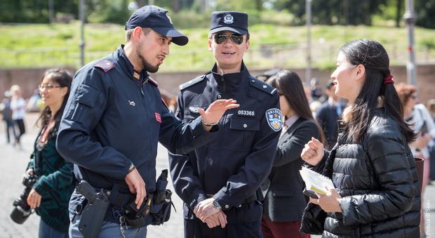 Controlli di polizia, da domani in azione task force agenti italiani ...