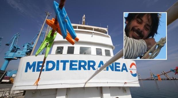migranti, il figlio del ministro tria nel team dell'ong mediterranea
