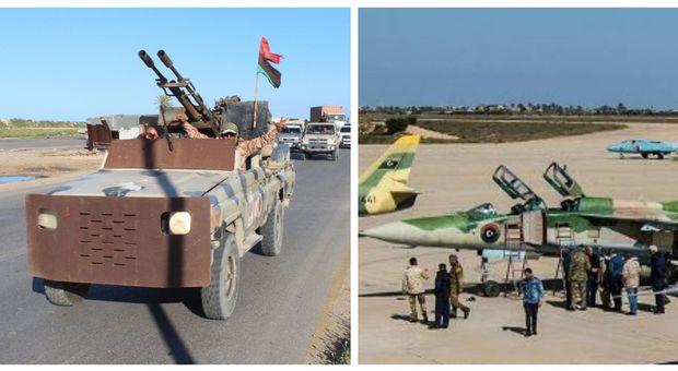 Libia a un passo dalla guerra civile: al via controffensiva governo