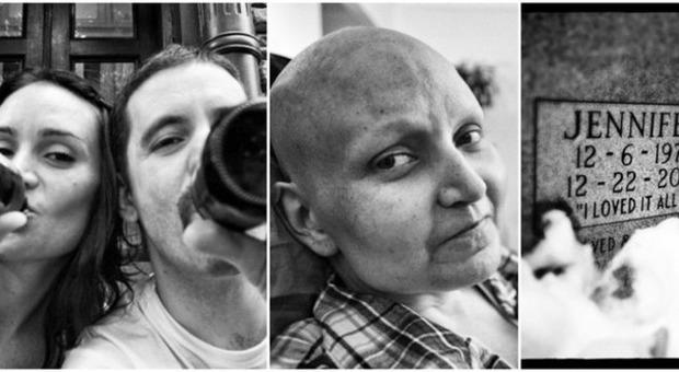 Il volto umano del cancro, fotografa la moglie malata fino alla morte: «Questi siamo noi»