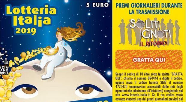 """Lotteria Italia, italiani """"sbadati"""": dimenticati premi per oltre 29 milioni di euro in 18 anni"""