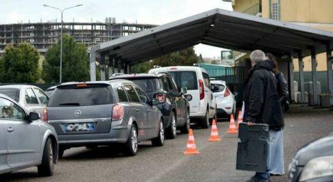 Covid, nuovo picco di contagi in 24 ore nel Viterbese: 224 casi e tre decessi