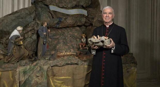 L'ex arcivescovo coadiutore dell'Aquila si dimette: «Vado in monastero»