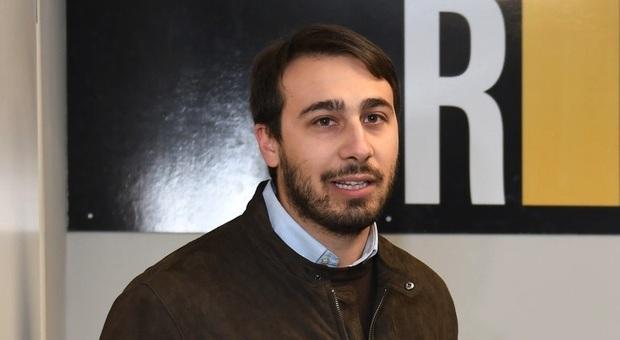 Il vice sindaco Daniele Sinibaldi