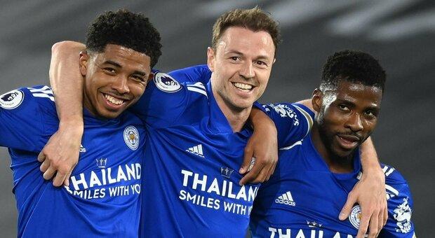 Leicester, pausa in campo per far rifocillare i giocatori dopo il Ramadan: «Questi gesti rendono il calcio più bello»