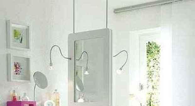 Il bagno è piccolo ma non angusto... come ricavare il meglio dai ...