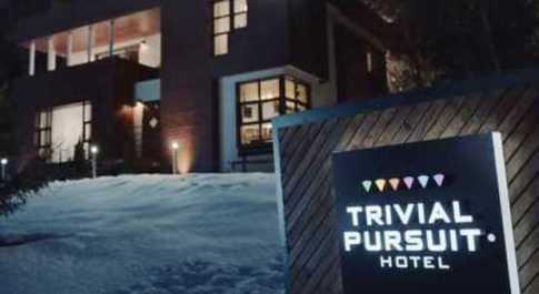 Arriva l'Hotel Trivial Pursuit: rispondi correttamente alle domande e soggiorni gratis