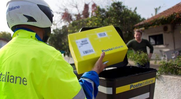 Poste Italiane consegna i pacchi anche nel weekend e il pomeriggio