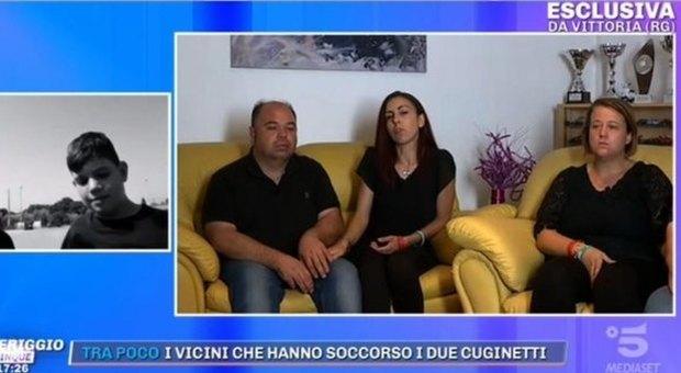 Cuginetti travolti dal Suv a Ragusa, il papà di Alessio: «Chiediamo giustizia»