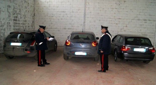 """Multe per 86mila euro a un calabrese con 162 auto intestate: le """"noleggiava"""" per furti e rapine"""