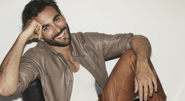 Marco Mengoni, 32 anni, cantautore
