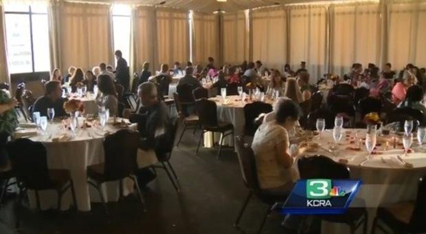 Pranzo Nuziale Puglia : Il matrimonio salta allultimo il pranzo di nozze diventa una festa