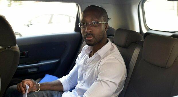 Omicidio Meredith, Rudy Guede esce dal carcere: affidato ai servizi sociali «per il reinserimento»