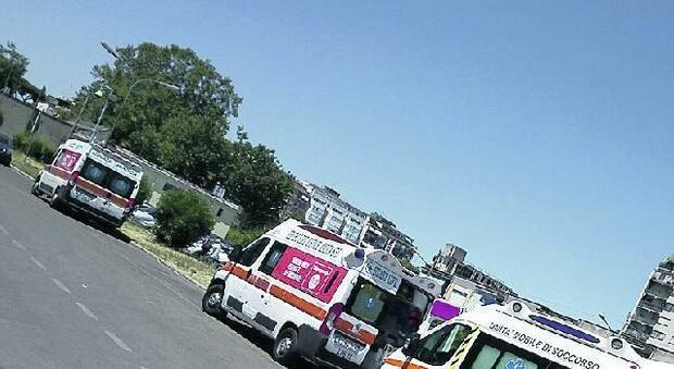 Ambulanze 118, stipendio beffa per gli autisti usciti da Croce Amica