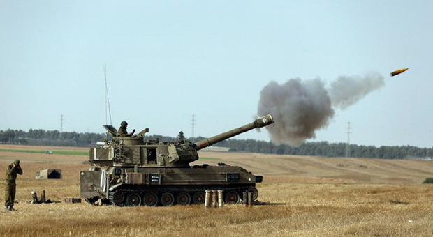 Carro armato israeliano