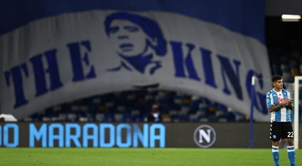 Napoli, il San Paolo diventa stadio Maradona: ok della Giunta comunale