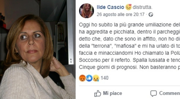 «Terrona e mafiosa, torna a casa tua», sicialiana malmenata a Forlì per lite condominiale