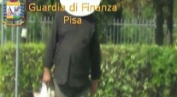 Falso cieco scoperto a Pontedera. Incastrato dalle telecamere