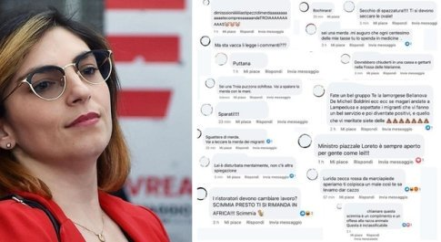 Laura Castelli pubblica insulti e minacce ricevuti dopo la frase sui ristoratori: «Io vado avanti»