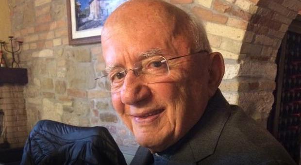 Covid, addio a Eraldo Di Stefano, fondatore del Maglificio Gran Sasso. Il sindaco: «Un altro grande uomo se ne va»