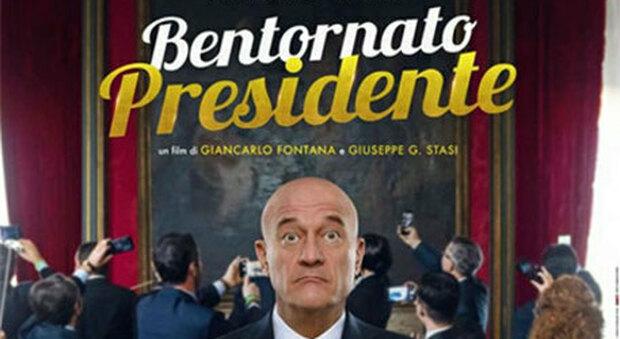 Bentornato Presidente, stasera in tv su Canale 5: trama e curiosità del film con Claudio Bisio