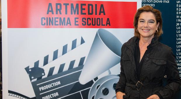 Festa del Cinema, Monica Guerritore ricorda l'esordio con Giorgio Strehler: «Mi diede della borghese. Poi mi scelse»