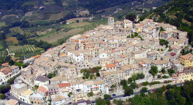 Rieti, contest Visit Lazio dei paesi bandiera arancione: in lizza Casperia, Labro e Leonessa