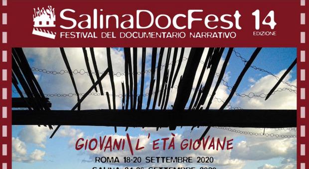 SalinaDocFest, il festival del documentario narrativo dal 18 al 20 settembre a Roma