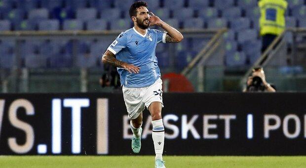 Cataldi segna e dedica il gol a Strakosha: «Dovevamo vincere»