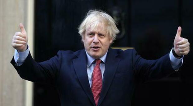 Boris Johnson, la lettera per il G7: «Daremo 1 miliardo di dosi ai più poveri»
