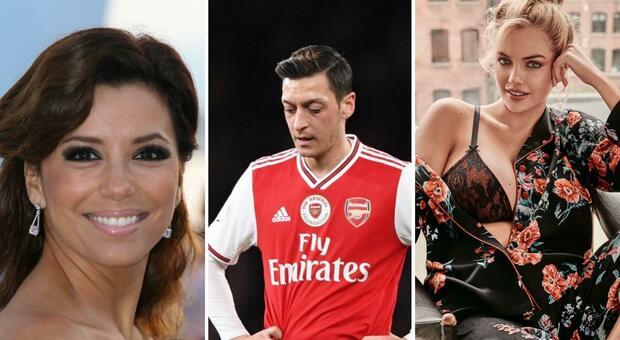 Eva Longoria e Kate Upton entrano nel calcio: comprano (insieme a Ozil) un club messicano