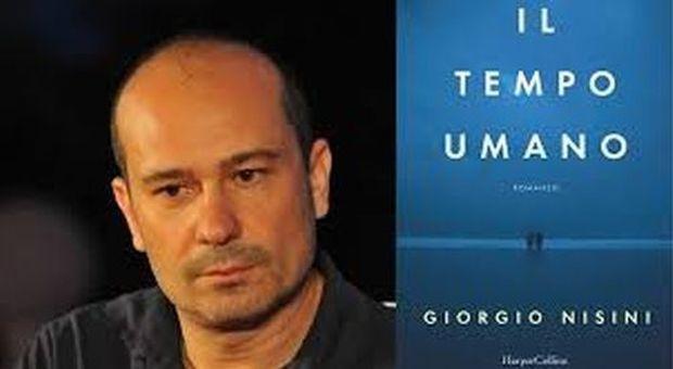 """""""Il tempo umano"""", quinto romanzo di Giorgio Nisini, candidato al Premio Campiello"""
