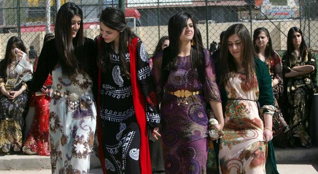 Jinwar, il villaggio delle donne nel Kurdistan siriano apre i battenti