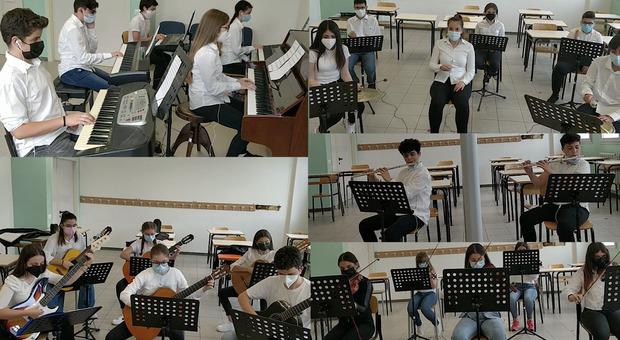 Istituto Alda Merini: musica, passione e relazione. Ecco i risultati dei concorsi musicali