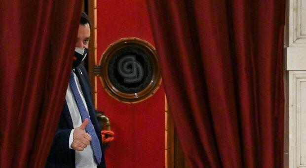 Salvini: «Incontro utile, speriamo che nessuno si metta di traverso».