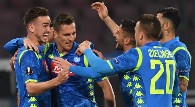 Salisburgo Napoli Hd: Napoli-Salisburgo 3-0: Tutto Facile Al San Paolo