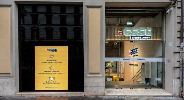 Roma, Esselunga apre domani il suo primo negozio di vicinato: sarà a Prati