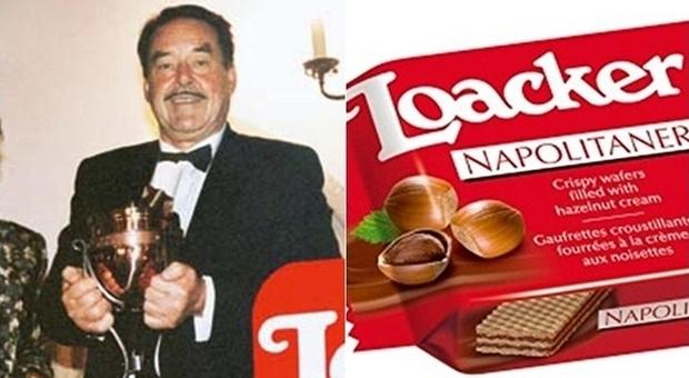 Loacker, morto il re dei wafer Armin: fondò l'azienda nel 1925