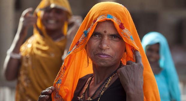 All'India la maglia nera di peggior paese al mondo per le violenze sulle donne