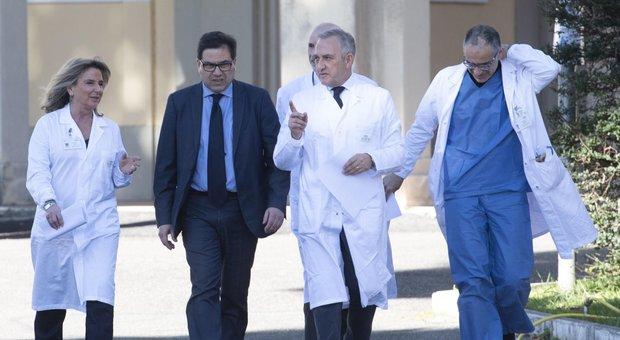 Coronavirus, Spallanzani: «È guarito il ricercatore italiano malato». Domani l'ufficialità per gli altri pazienti
