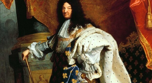 Re Sole, Luigi XIV di Francia soffriva di gotta