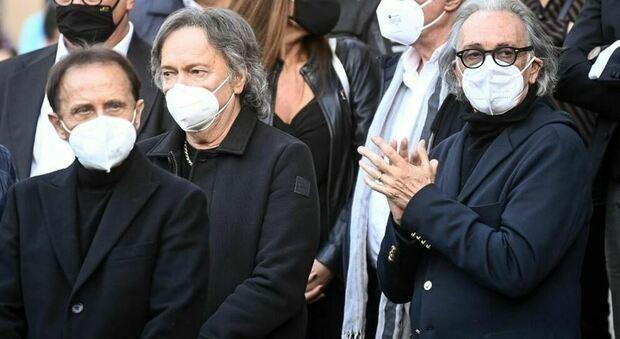 Riccardo Fogli ricorda Stefano D'Orazio «un dolore grandissimo»