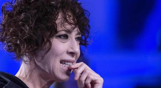 Verissimo, Veronica Pivetti: «Ho sofferto di depressione, ma il lavoro mi ha salvata»