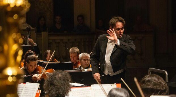 Il maestro Michele Mariotti